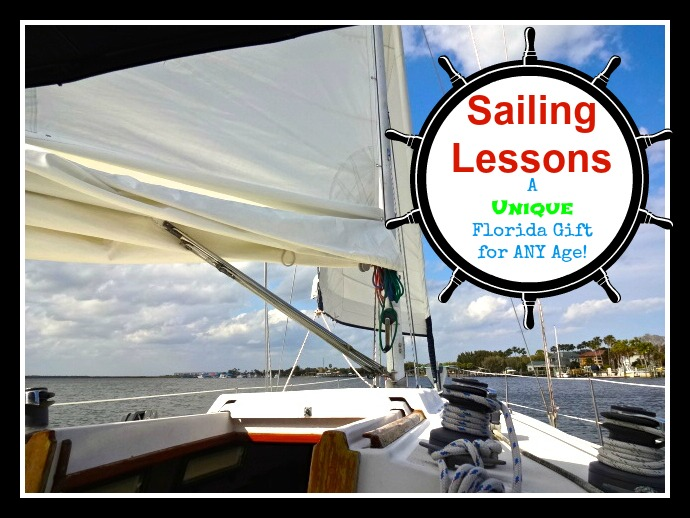 Sailing Lessons – A Unique Florida Gift for Any Age