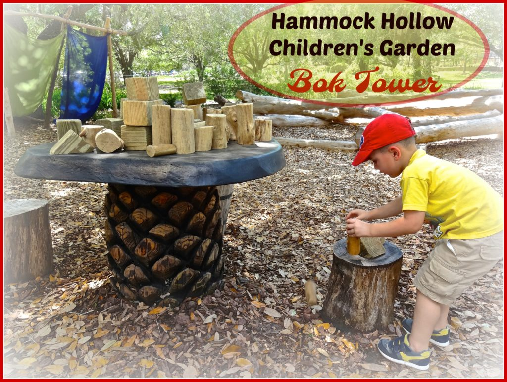 Review: Hammock Hollow Children's Garden at Bok Tower
